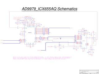 AD9979_ICX655AQ Schematics