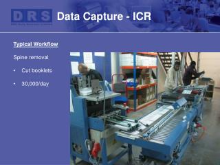 Data Capture - ICR