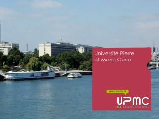 Universit� Pierre  et Marie Curie