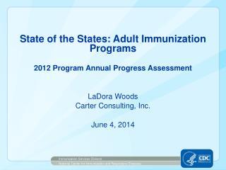 Immunization Services Division