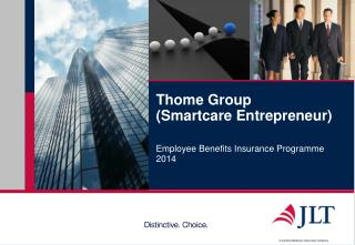Thome Group  (Smartcare Entrepreneur)