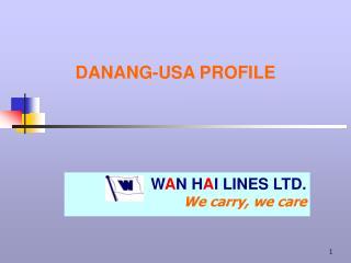 DANANG-USA PROFILE
