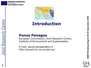 Panos Panagos