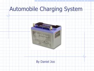 Automobile Charging System