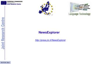 NewsExplorer press.jrc.it/NewsExplorer