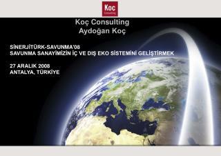 Koc Consulting Company Profile