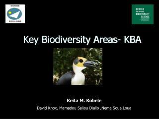 Key Biodiversity Areas- KBA