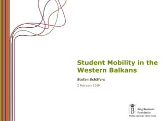 Student Mobility in the Western Balkans