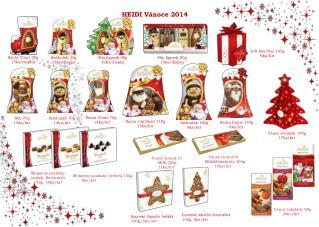 Santa Claus  20g 15ks/displej