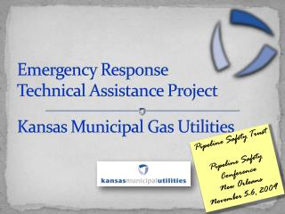 Emergency Response  Technical Assistance Project