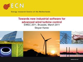 Towards new industrial software for  advanced wind turbine control