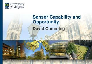 Sensor Capability and Opportunity