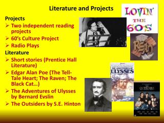 Literature and Projects