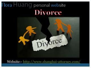 Collect Detailed Knowledge about Divorce Lawyer