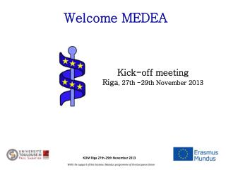 KOM Riga 27th-29th November 2013