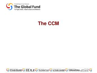 The CCM