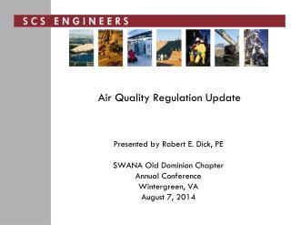 Air Quality Regulation Update