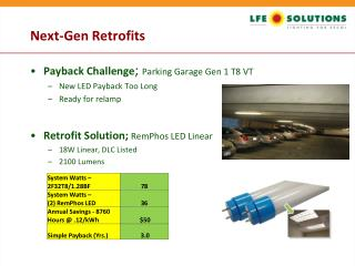 Next-Gen Retrofits