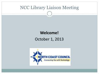 NCC Library Liaison Meeting
