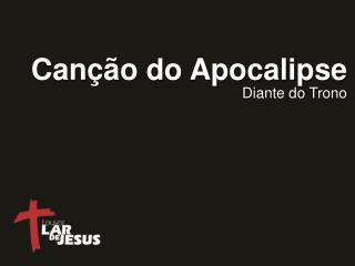 Canção do Apocalipse