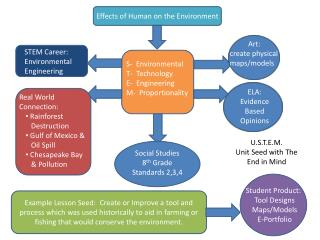 Effects of Human on the Environment