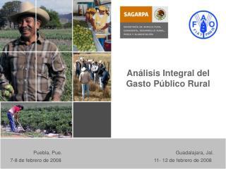 Análisis Integral del Gasto Público Rural