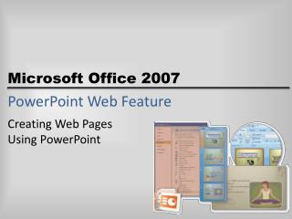 PowerPoint Web Feature