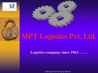 MPT Logistics Pvt. Ltd.