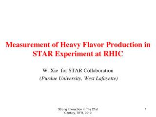 Measurement of Heavy Flavor Production in STAR Experiment at RHIC