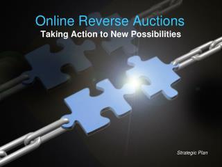 Online Reverse Auctions