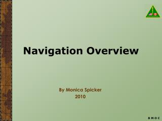 Navigation Overview