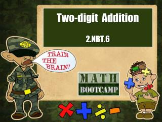 Two-digit  Addition 2.NBT.6