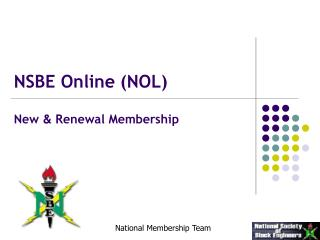 New  &  Renewal Membership