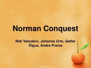 Norman Conquest