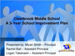 Clearbrook Middle School A 3-Year School Improvement Plan