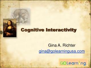 Cognitive Interactivity