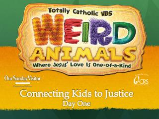 Connecting Kids to Justice Day One