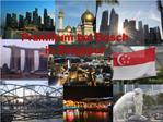Praktikum bei Bosch in Singapur