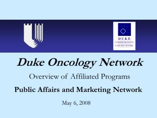 Duke Oncology Network