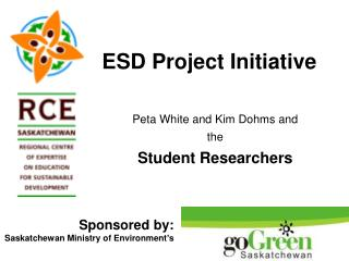 ESD Project Initiative