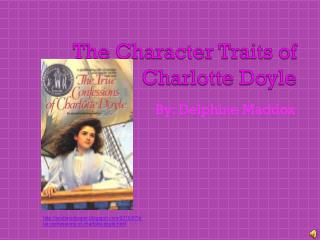 The Character Traits of Charlotte Doyle