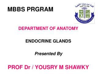 MBBS PRGRAM