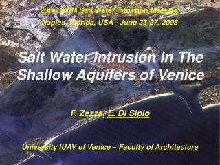 University IUAV of Venice – Faculty of Architecture