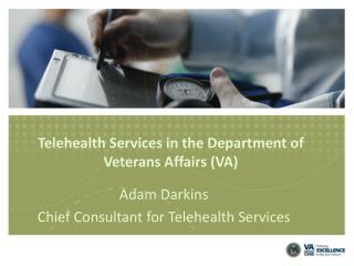 Telehealth Services in the Department of Veterans Affairs (VA)