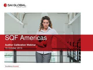 SQF Americas