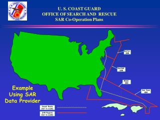 U. S. COAST GUARD OFFICE OF SEARCH AND  RESCUE SAR Co-Operation Plans