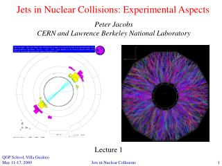 Jets in Nuclear Collisions: Experimental Aspects