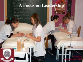 A Focus on Leadership