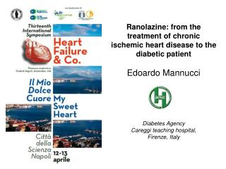 Ranolazine : from the treatment of chronic ischemic heart disease to the  diabetic patient