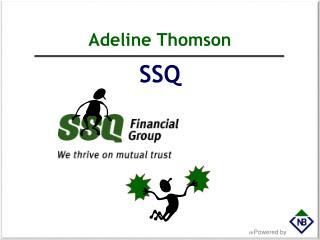Adeline Thomson SSQ